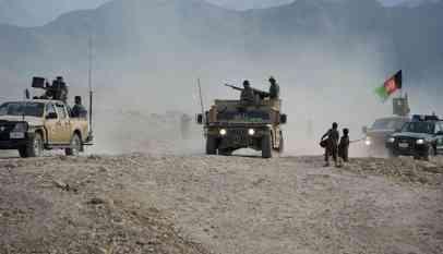 السلطات الأفغانية تعلن قتلها 16 عنصرا من داعش