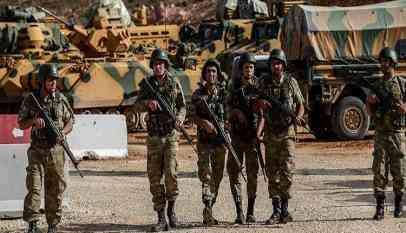 تركيا تهدد النظام السوري