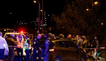 فلسطينى يصيب 6 إسرائيليين بطلق نارى بالضفة الغربيةمنذ قليل