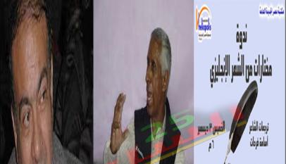 مكتبة مصر العامة تناقش الشعر الأنجيلزى 13 ديسمبر