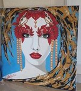الفنانة داليا جمعة تسعى للعالمية 10