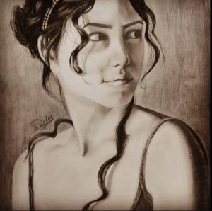 الفنانة داليا جمعة تسعى للعالمية 4