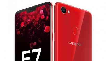 مواصفات هاتف Oppo F7