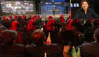 بيتانكور لـ«مجاهدي خلق» الإيرانية: أنتم الأمل وسوف ننتصر