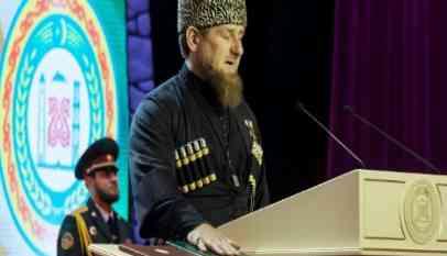 رئيس الشيشان ينوي ترك منصبه