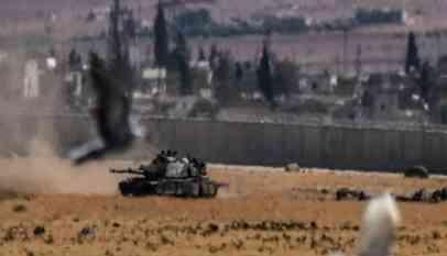 تركيا نسقت تواجدها العسكري في سوريا