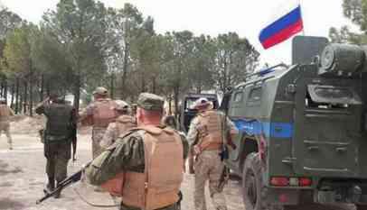 روسيا تعلن عن نجاح تأسيس شرطة عسكرية