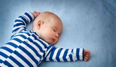 معلومات هامة عن نوم الاطفال الرضع