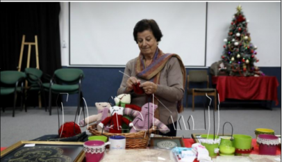 """أعياد الميلاد بالناصرة تبرز """"دور الفلسطينيات"""" فى التمسك بتقاليدهم الأصيلة"""