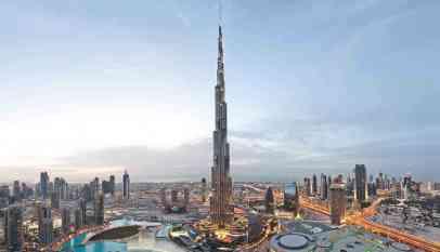 إمارة دبي تحتل المركز الرابع في ارتفاع أسعار العقارات