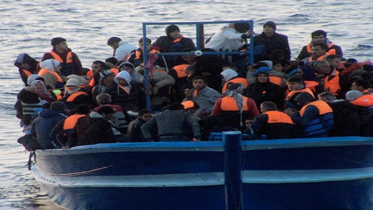 107 ألاف مهاجرا وصلوا أوروبا خلال العام الجاري