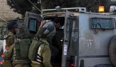الاحتلال يعتقل 40 فلسطينيا في الضفة