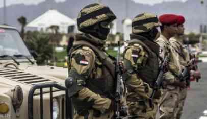السلطات المصرية تقوم بتصفية 8 أشخاص