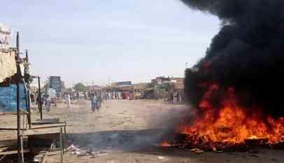 حكومة السودان تستعر على المعارضة والمتظاهرين