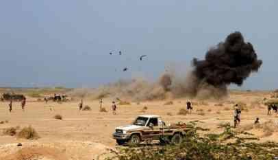 التحالف يوافق على إجلاء مصابين حوثيين
