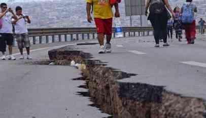 زلزال بقوة 5.7 درجة يضرب جنوب الصين