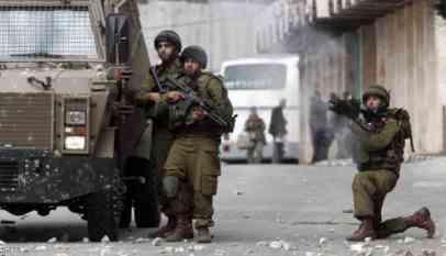 إصابة فلسطيني بجراح خطيرة