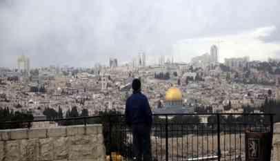 القدس في 2018