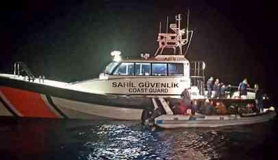 تركيا تعلن توقيف 184 مهاجرا