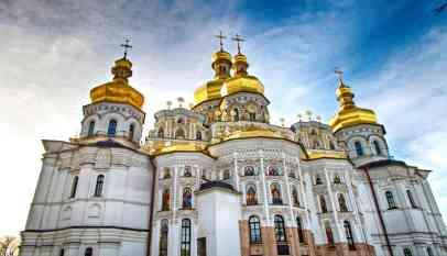 تأسيس كنيسة أرثوذكسية في أوكرانيا