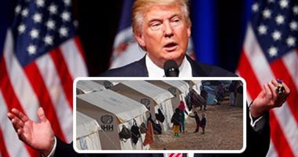 ترامب يتلاعب بـ الأطفال المهاجرين ويساوم علي حمايتهم
