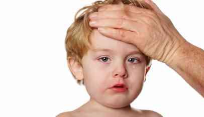 التهاب السحايا عند الأطفال
