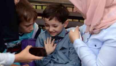 استعادة 36 طفلاً من أطفال الدواعش الروس إلى موسكو 6