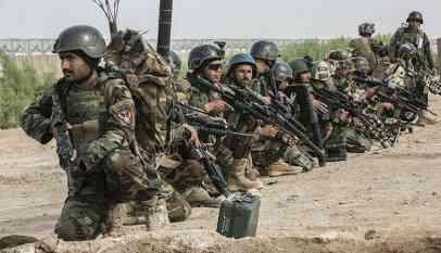 عمليات عسكرية في أفغانستان