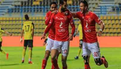 جدول ترتيب الدوري المصري بعد فوز الأهلي وتعثر الزمالك