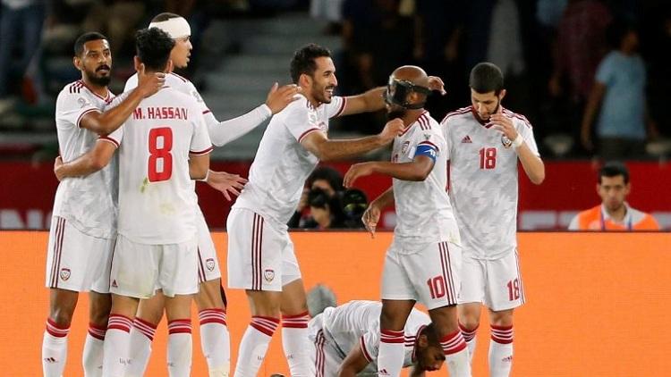 الإمارات تفوز على الهند وتتصدر مجموعتها في «أمم آسيا»