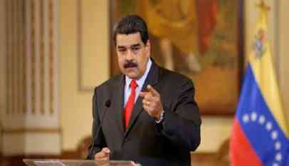ماذا قال الرئيس الفنزويلي بعد انقلاب رئيس المعارضة عليه