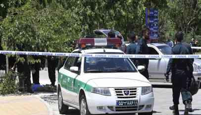 إصابة 4 أشخاص في انفجار قنبلتين بمدينة زهدان الإيرانية