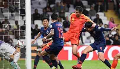 كأس امم اسيا: صعود الصين الى دور الـ16 بفوزه على تايلاندا 2-1 4