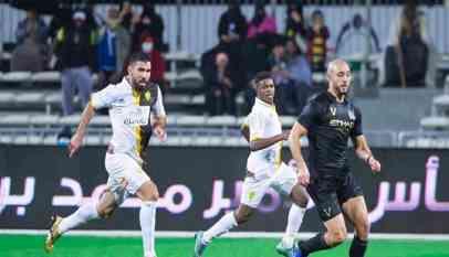 النصر يكتسح أحد برباعية نظيفة في الدوري السعودي
