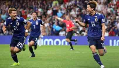 """الكومبيوتر الياباني يهزم  """" العضلات"""" الايرانية 3-0 و يصل لنهائي كأس اسيا للامم 1"""