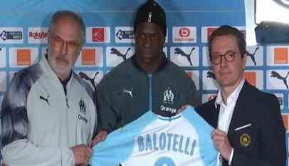 مارسيليا الفرنسي يعلن ضم بالوتيلي لمدة 6 أشهر