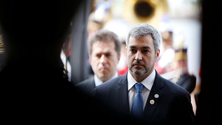 باراجواي تقرر قطع العلاقات مع فنزويلا