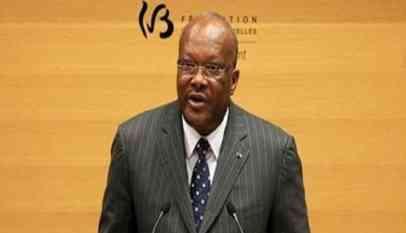حكومة بوركينا فاسو تقدم اسقالتها