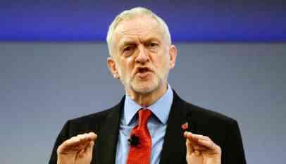 جزب العمال البريطاني يطالب بأنتخابات مبكرة