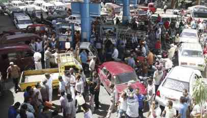 خفض دعم الوقود في مصر