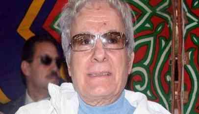 تشييع جثمان الفنان الراحل سعيد عبد الغني
