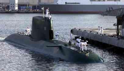إسرائيل تجهّز غواصات «دولفين» بأسلحة نووية لضرب إيران