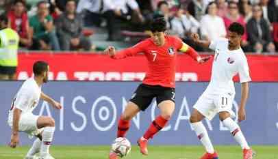 قطر تصعد لقبل نهائي كاس اسيا بعد تجاوز كوريا الجنوبية بهدف 8