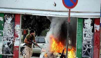 «قوات حفتر» تسيطر على مدينة مرزق الليبية