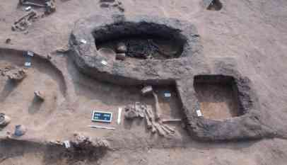 اكتشاف أثري جديد في مصر يرجع إلى عصر الهكسوس