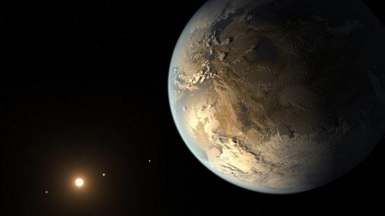 علماء يكتشفون كوكب جديد صالح للعيش