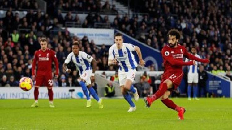 ليفربول يعزز صدارته لـ«البريمرليج» بالفوز على برايتون