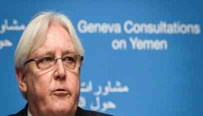 المبعوث الأممي إلى اليمن يزور الحديدة ويتوجه إلى الأردن الخميس