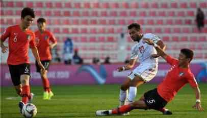 خروج البحرين من كأس اسيا بعد الهزيمة امام كوريا الجنوبية 2-1 9
