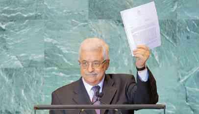 """محمود عباس يتسلم رئاسة مجموعة الـ """"77+الصين"""" مساء اليوم بالأمم المتحدة 1"""